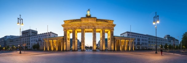 Brandenburger Tor - Reisetipp Berlin