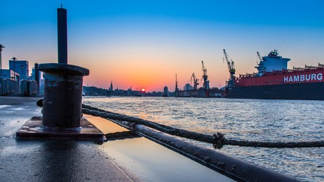 Hamburger Hafen - Reisetipp Hamburg