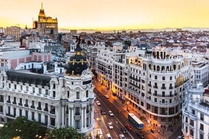 Madrid - Städtereise Madrid