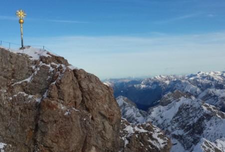 Zugspitze - Reisetipp Bayern