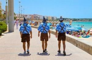 Ballermann Touristen