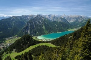 Österreich - Die 10 größten Nationalparks Europas