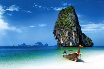 Thailand Beach - Die 10 günstigsten Urlaubsziele der Welt