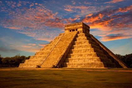 El Castillo (Kukulkan Temple) - Die 10 beliebtesten Sehenswürdigkeiten in Mexiko
