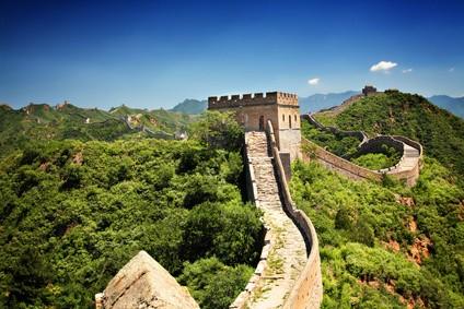 Chinesische Mauer - Die 10 schönsten Sehenswürdigkeiten in China