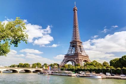 Eiffelturm Paris - Die 10 Top Reiseziele für die Flitterwochen