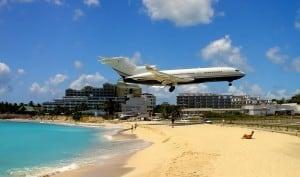Gefährlicher Flughafen
