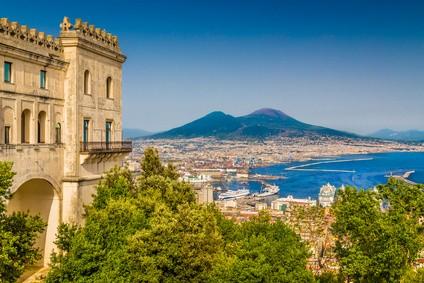 Stadt Neapel - Städtereise Neapel