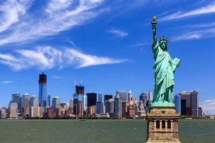 New York City - Die 10 bekanntesten Sehenswürdigkeiten in New York