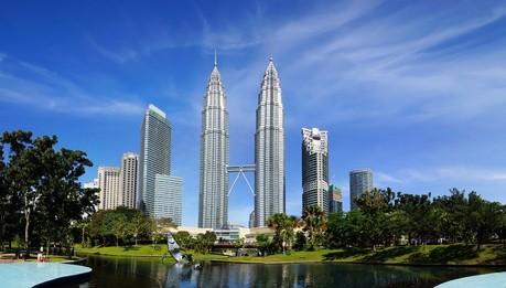 Petronas Twin Towers - Die 10 höchsten Gebäude der Welt