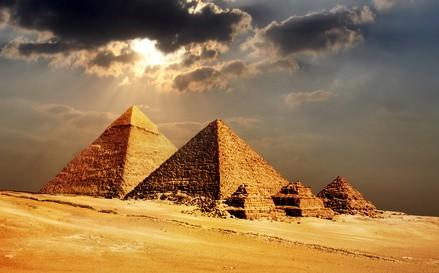 Pyramiden von Gizeh - Die 10 beliebtesten Sehenswürdigkeiten in Ägypten