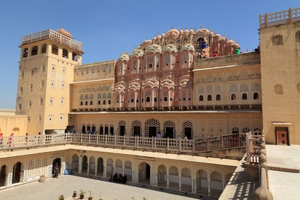 Reiseblogonline-Palast-der-Winde-Indien