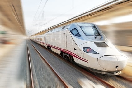 Zug - Die 10 schnellsten Züge der Welt