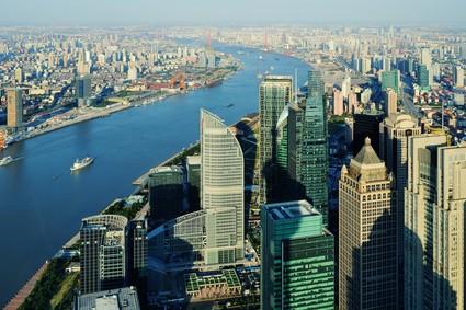 Shanghai - Die 10 größten Städte in China