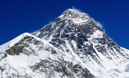 Mount Everest - Himalaya