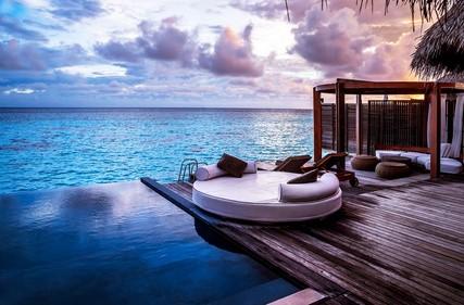 Luxus Strandhotel - Die 10 teuersten Hotels der Welt