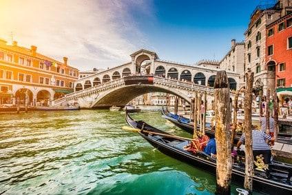 Venedig - Die 10 schönsten Urlaubsziele in Europa