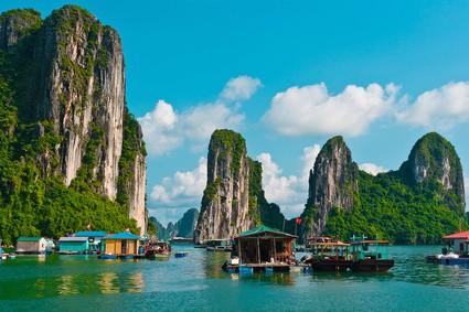 Vietnam - Die 10 schönsten Reiseziele in Vietnam