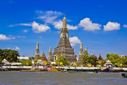 Tempel Wat Arun Ratchawararam Ratchawaramahawihan - Die 10 besten Reiseziele von Thailand