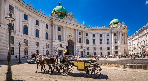Wien - Die 10 Top-Reiseziele von Österreich