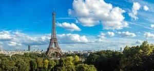 Paris Eifelturm - Frankreich