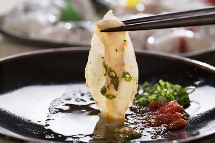 Fugu - Kugelfisch