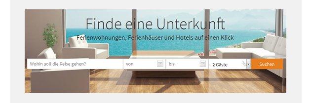 Unterkunftssuche bei room-checkin24.de