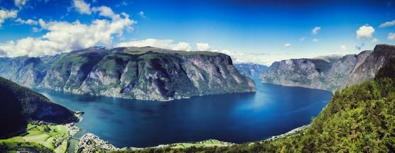 Fjorde - Norwegen
