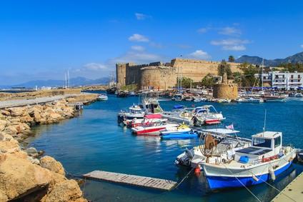 Burg in Kyrenia - Zypern