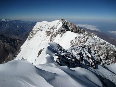 Aconcagua - Die 10 höchsten Berge in Südamerika