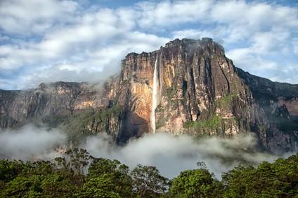 Angel Falls - Die höchsten Wasserfälle der Welt