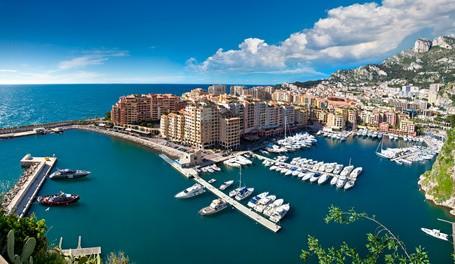 La Condamine Hafen - Monaco