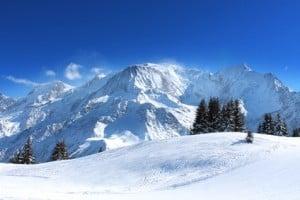 Mount Blanc - Die 10 höchsten Berge in Europa