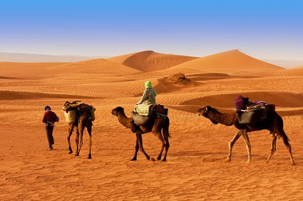 Sahara Wüste - Die 10 größten Sandwüsten der Welt