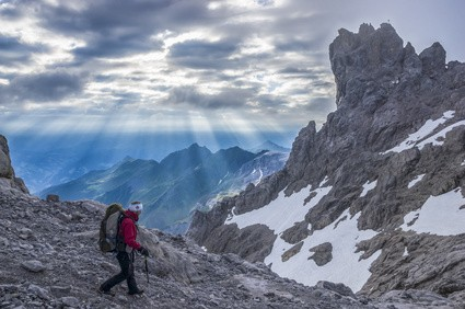 Alpen Österreich - Die schönsten Wanderwege der Alpen