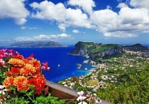 Insel Capri - Die 10 teuersten Reiseziele der Welt