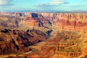 Grand Canyon National Park - Die 10 größten Canyons der Welt