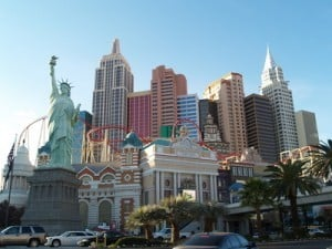 new york new york in las vegas