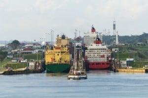 Panama Canal - Die 10 größten Kanäle der Welt