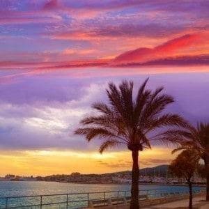 Palma de Mallorca - Palma de Mallorca - Hauptstadt und kulturelles Zentrum der Balearen