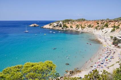 Ibiza Karte Strande.Die 10 Schonsten Strande Auf Ibiza Reiseblogonline De