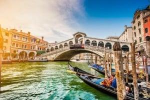 Venedig - Die 10 beliebtesten Reiseziele Italiens