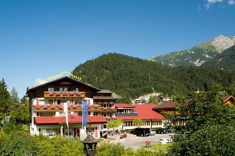 4 Sterne Hotel zum Gourmet Seefeld Tirol