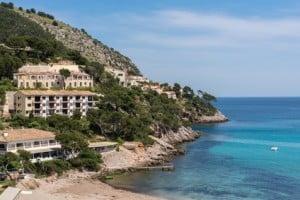 Mallorca Cala Canyamel