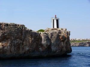 Leuchtturm von Puerto Christo