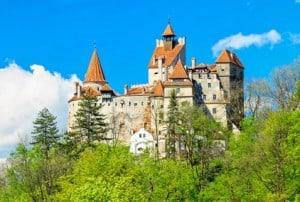 Schloss Dracula - Rumänien