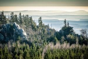 Mittelgebirge Harz - deutschland