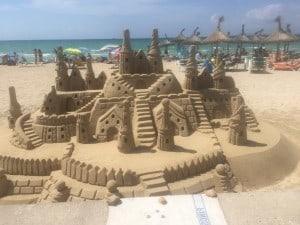 Sandburg Beach Mallorca