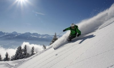 Skigebiete Tirol