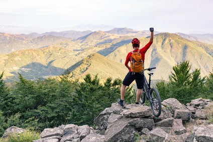 Urlaub mit dem Mountainbike